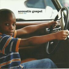 ACOUSTIC GOSPEL VOLUME 2 CD ALBUM + BONUS TRACKS & FREE DOWNLOADS / CHRISTIAN