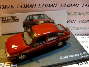 OPE142 voiture 1/43 IXO eagle moss OPEL collection : Vectra A Gl 1984-1995