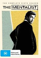 The Mentalist : Season 6 (DVD, 5-Disc Set) NEW