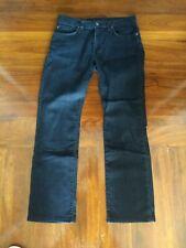 Fidelity jeans 34 x 32 dark blue jeans