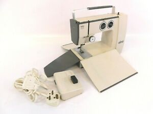 Elna Lotus ZZ Electric Sewing Machine With Power Supply UNTESTED