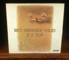 ZZ TOP «Rio Grande Mud» LONDON '72 Orig 1st Press<~HOT TEXAS BOOGIE ROCK<~EXC(+)
