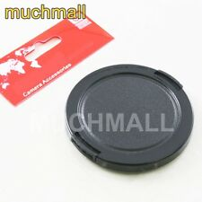 55mm 55 mm Snap On Front Lens Cap Cover for Canon Nikon Sony Pentax DSLR camera