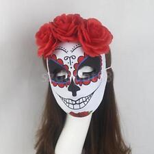 Muerta Mask Day Of The Dead Dia De Los Muertos Mexico Sexy Skull Mexican