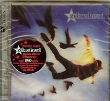 ZEBRAHEAD - PHOENIX - CD+DVD - NEW