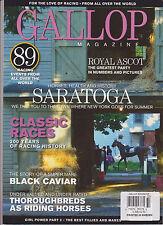 GALLOP GLOBAL HORSE RACING MAGAZINE #2 2013.