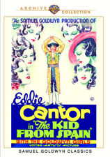 The Kid from Spain [New DVD] Manufactured On Demand, Full Frame, Mono Sound