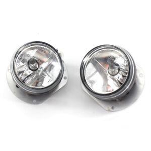 For Mercedes Benz 08-10 W204 W216 R230 W164 W251 AMG PKG Fog Light Left & Right