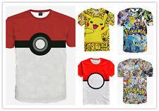 Unbranded Polyester Regular Size T-Shirts for Men