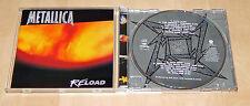 Metallica (US) - Reload (CD 1997, 75 Min., FUEL, The Unforgiven II)