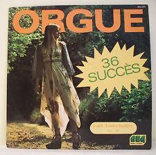"33T ORGUE HAMMOND Disque LP 12"" 36 SUCCES Karl FEDER HALTER Vol 3 - ABA 3255"