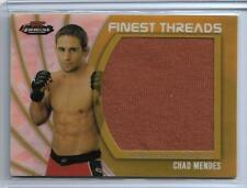 RARE 2012 TOPPS UFC FINEST CHAD MENDES THREADS RELIC CARD ~ 01/88 RARE FIRST ONE