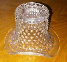 Pointed Hobnail Glass 10 Gallon Hat
