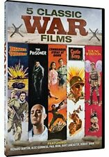 Classic War Movies 5 Films - Young Winston DVD
