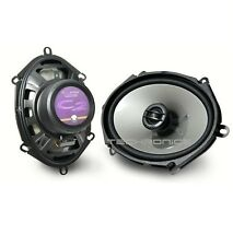 "JL AUDIO C2-570X 5X7"" 6X8"" 200W FULL RANGE CAR C2 STEREO SPEAKERS SET"