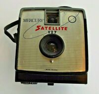 Antique Imperial Mercury Satellite 127 Film Box Camera, Untested
