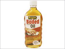 Rustins Boiled Linseed Oil 300ml Freepost