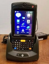 SYMBOL MOTOROLA MC75A0 PY0SWQQA9WR ..WiFi, 1D LASER, SCANNER, CAMERA, WINDOWS OS