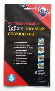 """Du Pont """"No Mess"""" Reusable Non-Stick Cooking Mat Size 33x36cm"""