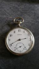 VINTAGE 16 SIZE PATRIA SWISS MADE 50MM POCKETWATCH