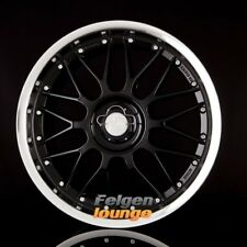 4 Cerchi in lega KESKIN KT 4 NEW RACER BLACK LIP POLISH (PIL) 8,5x18 et40 5x108 ml72,
