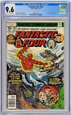 Fantastic Four #192 Marvel 1978 CGC 9.6 Texas Twister George Perez Frank Giacola