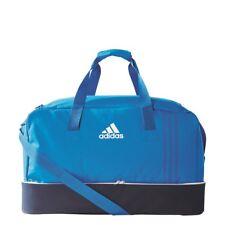 adidas Teambag BC Sporttasche mit Bodenfach Grö�Ÿe L schwarz blau [B46122 BS4755]