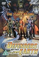 Defenders of the Earth DVD