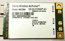 Sierra Wireless MC7354 2G 3G 4G LTE/HSPA+ module GPS 100Mbps MINI PCIE card