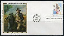 UNITED STATES COLORANO 1980 BERNADO de GALVEZ  #1826 FIRST DAY COVER
