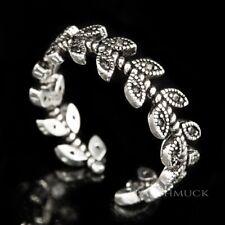 Silberring Silber 925 Ring  Verstellbar Offen R0637 Flexibel, schick, Damenring