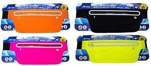 Brand New Expanding Hi-Vis Water Resistant Bum Bag - Free P&P