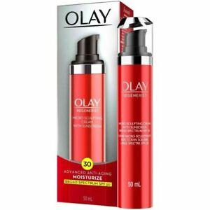 Olay Regenerist Micro Sculpting Cream with Sunscreen SPF 30 - 1.7oz