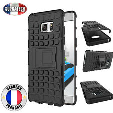 Coque Protection Noir Rigide Renforcé Anti-Choc pour Samsung Galaxy S8 G950