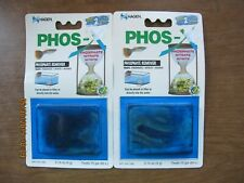 Hagen Phos-X Fish Aquarium Phosphate Remover 0.14oz Lot of 3 Packages