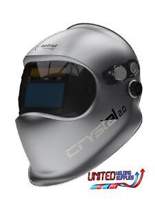 Optrel Crystal 2.0 Welding Helmet - United Welding Supplies Optrel Gold Partner