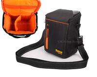 Shoulder Waist Camera Case Bag For NIKON COOLPIX A300 A900 A10 A100 DL18-50