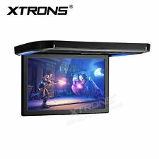 12.1 Inch Digital Screen Car Flip Down Ceiling Roof Mount Monitor HDMI 1080P USB