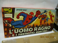 Fantastische Vier/Spider Man Brett Spiel 1978 - OVP