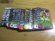 2018 AFL TEAMCOACH COMMON CARDS 10 FOR $2.50 SEE DESC FOR NOS AVAILABLE