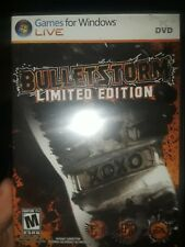 Bulletstorm Limited Edition (PC, 2011) ~ New Sealed ~