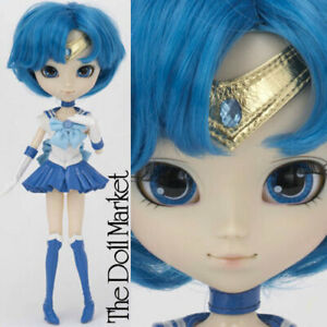 "Pullip ""Sailor Mercury"" #JP128B 12"" NIB Pullip Doll Jun Planning / Groove"