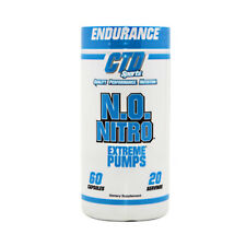 CTD Sports N.O. NITRO Extreme Pump Endurance Strength NO - 60 capsules