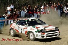 Juha Kankkunen Toyota Celica Turbo 4WD Rallye de Portugal 1994 Photograph 4