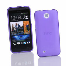 Housses et coques anti-chocs violet pour téléphone mobile et assistant personnel (PDA) HTC