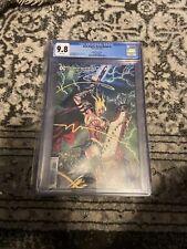Dark Nights Death Metal #2 Doug Mahnke 1:25 CGC 9.8 Robin King Wonder Woman
