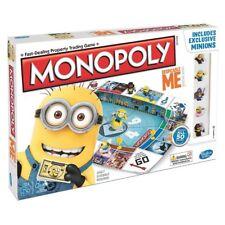 Monopoly Despicable Me Game