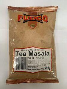Fudco Ground Mixed Spices Tea Masala 400g 200g