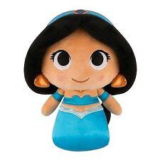 "Funko Plushies ~ 8"" JASMINE PLUSH ~ Aladdin Disney SuperCute Plushie"