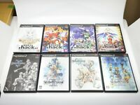 .hack Kingdom Hearts Bandai Square Enix Role Playing RPG PS2 PlayStation2 Japan